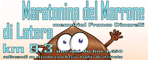 Virtual Maratonina del Marrone